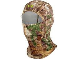 Under Armour UA ColdGear Infrared Scent Control Hood Polyester Realtree Xtra Camo