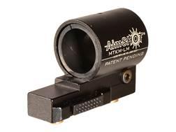 Aimshot KeyMod Quick Release Flashlight Mount Aluminum Black