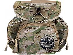 Alaska Guide Creations Kodiak C.U.B. Binocular Case with Hook and Bungee System Multicam