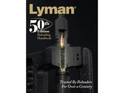 "Lyman ""Reloading Handbook: 50th Edition"" Reloading Manual Hardcover"