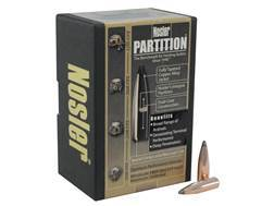 Nosler Partition Bullets 25 Caliber (257 Diameter) 100 Grain Spitzer Box of 50