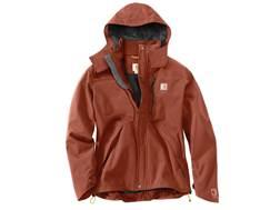 Carhartt Men's Shoreline Waterproof Rain Jacket Nylon