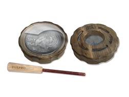 FoxPro Spit-N-Spur Crystal and Slate Pot Turkey Call