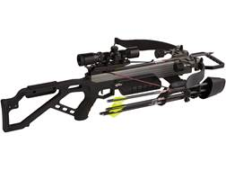Excalibur Micro 335 Nightmare Crossbow Package with Dead Zone Scope Black
