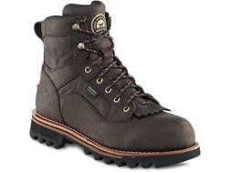 "Irish Setter Trailblazer 7"" Hiking Boots Leather Brown Men's 9.5 D"