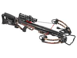 TenPoint Carbon Phantom RCX Crossbow Package with Rangemaster Pro Scope Mossy Oak Country Camo