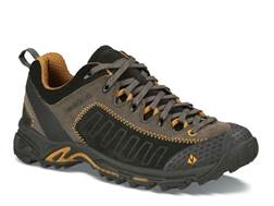 "Vasque Juxt 4"" Hiking Shoes Leather Peat and Sudan Brown Men's"