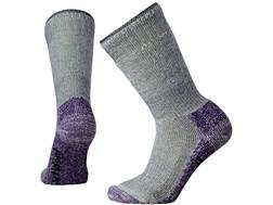 Smartwool Women's Mountaineering Extra Heavy Crew Socks Merino Wool and Nylon Medium Gray and Mou...