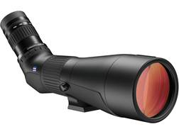 Zeiss Gavia Field Spotting Scope 30-60x 85mm Angled Eyepiece Rubber Armored Black