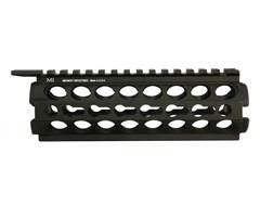 Midwest Industries K-Series 2-Piece KeyMod Handguard AR-15 Carbine Length Aluminum Black