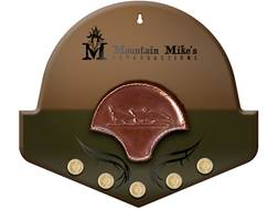 Mountain Mike's Beard Collector Turkey Mounting Kit Leather