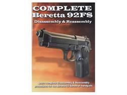 "Gun Video ""Complete Beretta 92FS"" DVD"