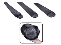 Snugpak Quart All Temperature Sleeping Bag System Nylon Black
