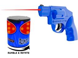 LaserLyte Rumble Tyme Kit with Snub Nose Trigger Tyme Laser Trainer Revolver and 1 Rumble Tyme Ta...