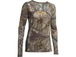Under Armour Women's UA Early Season Base Layer Shirt Long Sleeve