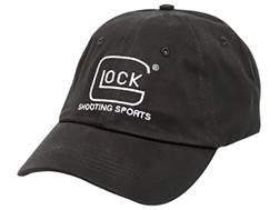 Glock Low Crown Logo Cap Cotton Black