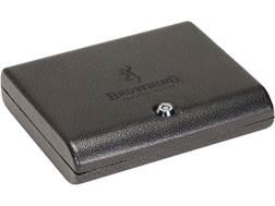 Browning ProSteel PV Portable Pistol Vault Key Lock Black
