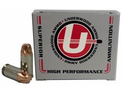 Underwood Ammunition 380 ACP 90 Grain Lehigh Xtreme Penetrator Lead-Free Box of 20