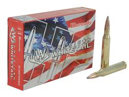 Hornady American Whitetail Ammunition 270 Winchester 140 Grain Interlock Spire Point Box of 20