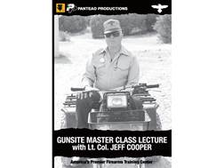"Panteao ""Gunsite Master Class Lecture with Lt. Col Jeff Cooper"" DVD"