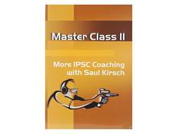 "CED Video ""Master Class 2: More IPSC Coaching with Saul Kirsch"" DVD"