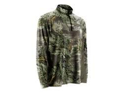 NOMAD Men's 1/4 Zip Shirt Long Sleeve Polyester