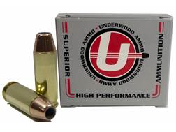 Underwood Ammunition 45 Winchester Magnum 230 Grain Hornady XTP Jacketed Hollow Point Box of 20