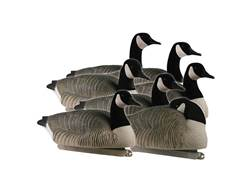 GHG FFD Pro-Grade Harvester Honker Floater Canada Goose Decoy Pack of 6