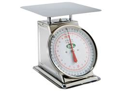 LEM 44 lb Dial Scale Stainless Steel