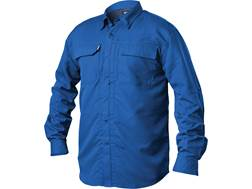 BLACKHAWK! Men's Tac Convertible Button-Up Shirt Long Sleeve Polyester Ripstop