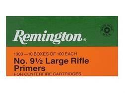 Remington Large Rifle Primers #9-1/2