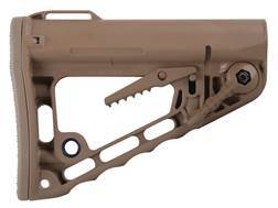 Rogers SuperStoc Stock Collapsible AR-15, LR-308 Synthetic Tan