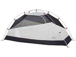 """Kelty Gunnison 1 Person Dome Tent with Footprint 89"""" x 29"""" x 43"""" Polyester Grey"""