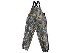 ScentBlocker Men's Switchback Reversable Bibs Polyester and Fleece Realtree Xtra and Realtree AP ...