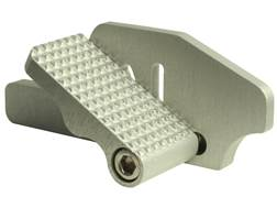 Double-Alpha Adjustable Thumb Rest 1 Hole STI 2011 Aluminum