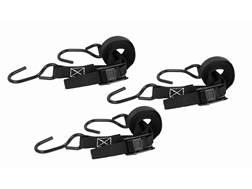 Big Game Cam Buckle Strap Pack of 3