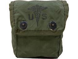 Military Surplus ALICE Individual First Aid Kit Pouch Grade 1 Olive Drab