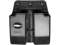 Fobus Evolution Roto-Belt Double Magazine Pouch Ambidextrous Double Stack Glock 17, 19, 26, H&K U...