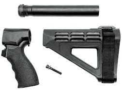 SB Tactical SBM4 Stabilizing Brace Kit Mossberg 590 Shockwave Black
