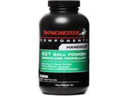 Winchester 231 Smokeless Powder