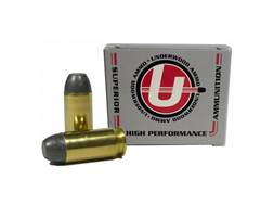 Underwood Ammunition 460 Rowland 255 Grain Hard Cast Flat Nose Box of 20