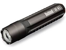 Bushnell Rubicon T250R Rechargeable LED Flashlight with Battery Aluminum Black