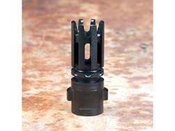 """Gemtech Quickmount Flash Hider Suppressor Mount AR-15 1/2""""-28 Thread Steel Matte"""