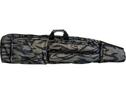 "MidwayUSA Sniper Drag Bag Tactical Rifle Case 56"" Jungle Camo"