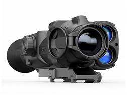 Pulsar Apex LRF XQ38 Thermal Rifle Scope 2.2-8.8x 32mm 384x288 with Laser Rangefinder Weaver-Styl...