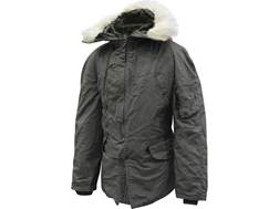 Military Surplus N-3B Parka Olive Drab