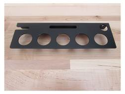 Inline Fabrication 5-Hole Die and Bushing Holder for Hornady Lock-N-Load Black