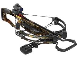 Barnett Black Spur Crossbow Package with Red Dot Sight