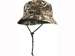 Drake Waterproof Boonie Hat Polyester Realtree Max-5 Camo Large