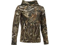 Under Armour Boy's UA Icon Camo Hoodie Polyester